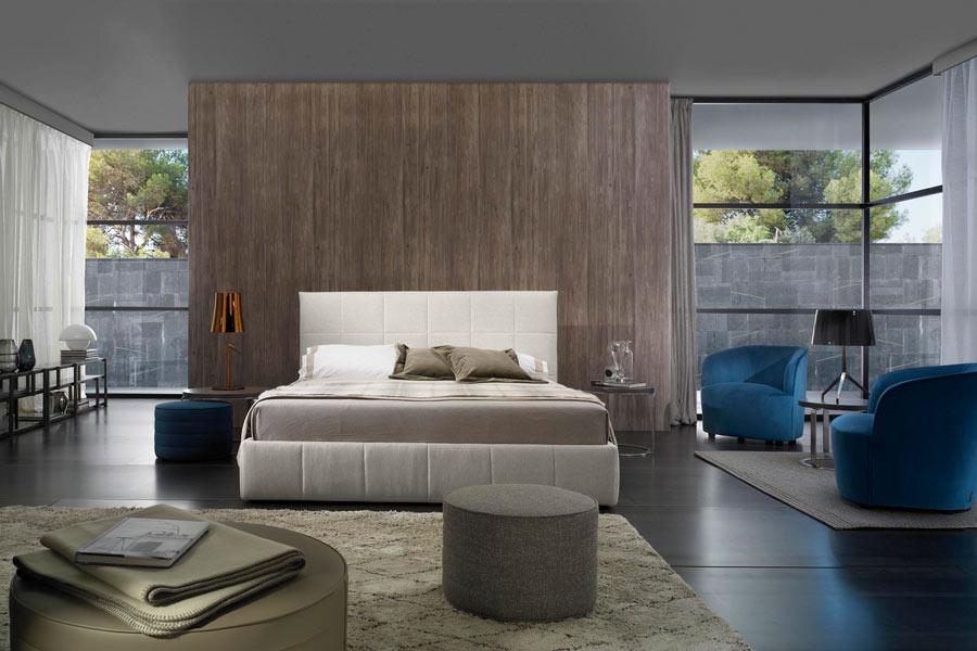 Dormitorios modernos en Pamplona
