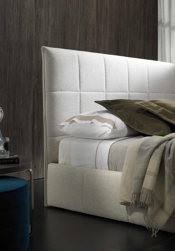 Cabecero de cama acolchado en Pamplona